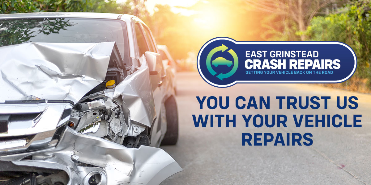 East Grinstead Crash Repairs provides professional vehicle repairs