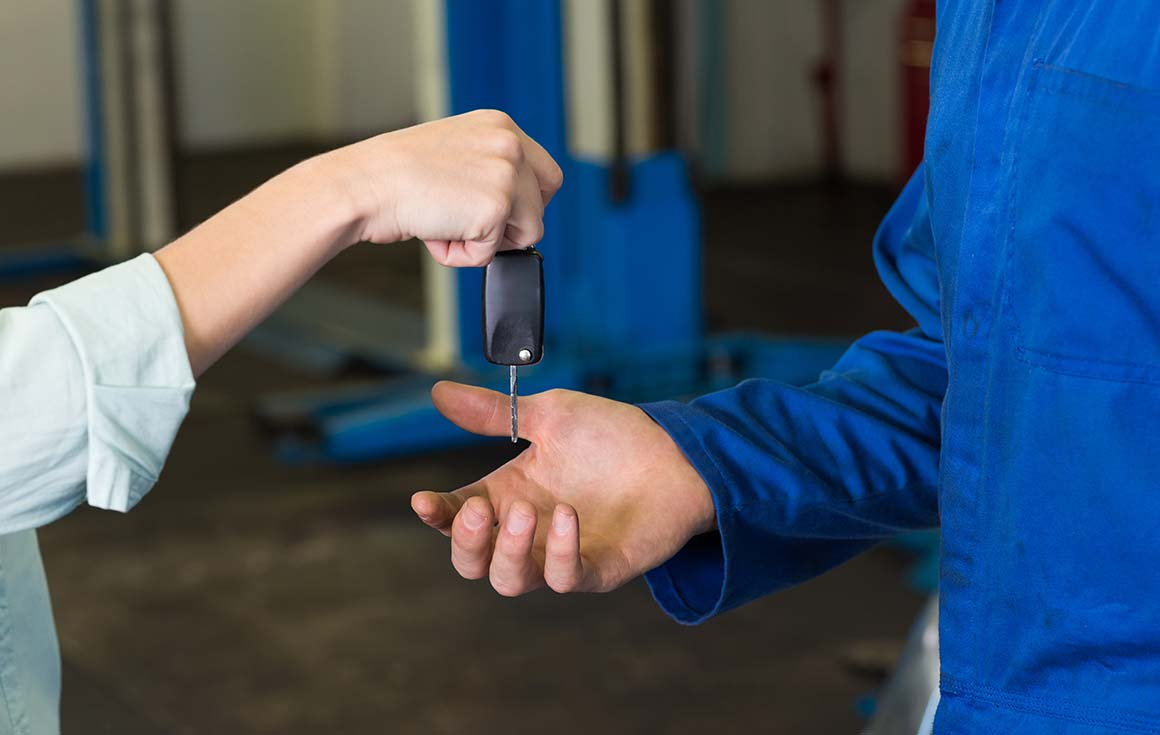 We provide a friendly and personal vehicle repair service